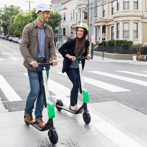 San Diego Rent Electric Scooter: Uber Considering The Purchase Of Bird And Lime Scooter