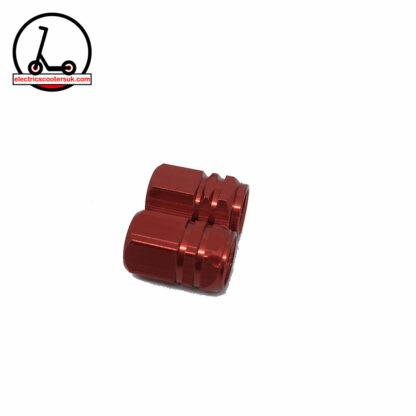 M365 Tyre Valve - Red